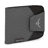 Osprey QuickLock RFID Wallet Shadow Grey - Peněženka