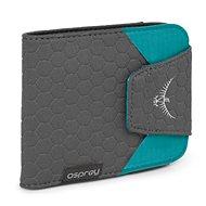Osprey QuickLock RFID Wallet tropic teal - Peněženka