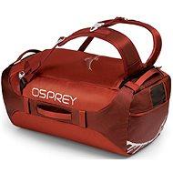 Osprey Transporter 65 II ruffian red - Cestovní taška