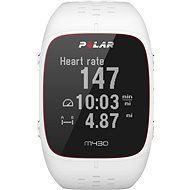 Polar M430 White - Sporttester