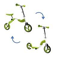 Scoobik - zelený - Dětské odrážedlo