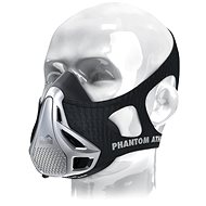 Phantom Training Mask Black/silver S - Tréninková maska