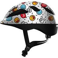 Helma na kolo ABUS Smooty 2.0 white smiley