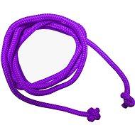 Gymnastické švihadlo fialové - Švihadlo