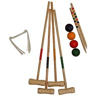 CROQUET FOR FOUR - Hra