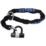 OXFORD řetězový zámek CHAIN8,  (délka 1 m)