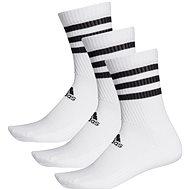 Adidas 3-Stripes, White - Socks