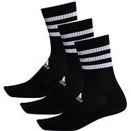Adidas 3-Stripes, Black - Socks