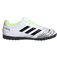 Adidas Copa 20.4. TF, White/Black - Football Boots