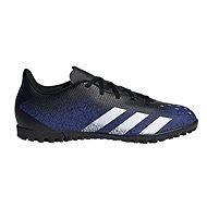 Adidas Predator Freak 4 TF black černá/modrá - Kopačky