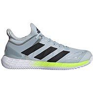 Adidas Adizero Ubersonic 4 šedá/černá EU 45,33 / 280 mm - Tenisové boty