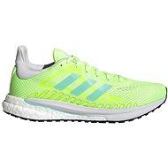Adidas Solar Glide 3 zelená/modrá EU 42 / 259 mm - Běžecké boty