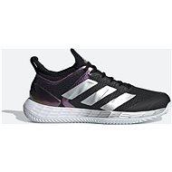 Adidas Adizero Ubersonic 4 černá/bílá EU 42 / 259 mm - Tenisové boty
