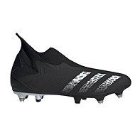 Adidas Predator Freak .3 Laceless SG černá/bílá - Kopačky