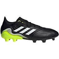 Adidas Copa Sense 2 FG černá/žlutá EU 43,33 / 267 mm - Kopačky