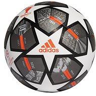Adidas FINALE 20Y TRN TEXTURE grey 3 - Fotbalový míč