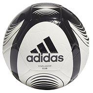 Fotbalový míč Adidas Starlancer Club černá/bílá