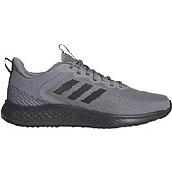 Adidas Fluidstreet, Grey/Black, size EU 46/284mm