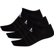 Adidas Low Cut černá/bílá vel. 40 - 42 EU - Ponožky