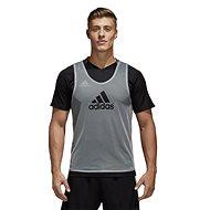 Adidas Training Bib bílý - Dres