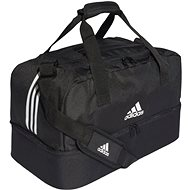 Adidas Tiro Duffel Bag, Black - Sports Bag