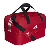 Adidas Tiro Duffel Bag, Red - Sports Bag