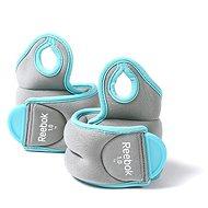 Reebok Zátěžové manžety na zápěstí 2x1kg, Wrist Weights - Závaží