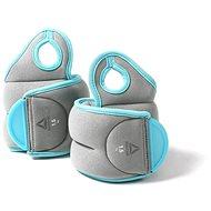Reebok Zátěžové manžety na zápěstí 2x1,5kg, Wrist Weights - Závaží