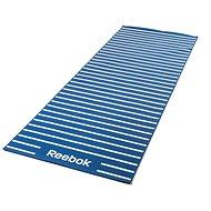 Reebok Jóga podložka - Stripes Blue - Podložka