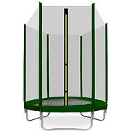 Aga Sport Top Trampolína 150 cm Dark Green + ochranná síť - Trampolína