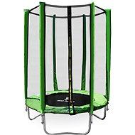 Aga Sport Top Trampolína 150 cm Light Green + ochranná síť - Trampolína