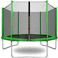 Aga Sport Top Trampolína 250 cm Light Green + ochranná síť