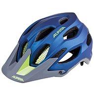Alpina Carapax darkblue-neon vel. 52 - 57 cm - Helma na kolo