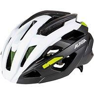 Alpina Valparola RC white-titanium-neon - Helma na kolo