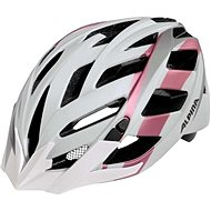 Alpina Panoma LE white rose gold M - Bike helmet