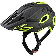 Alpina Rootage černo-žlutá - Helma na kolo