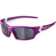 Alpina Flexxy Teen berry-white - Cyklistické brýle
