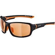 Alpina LYRON VL black matt-orange - Cyklistické brýle
