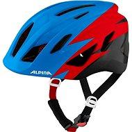 Alpina Pico Blue - Red - Black Gloss 50 - 55 cm - Helma na kolo
