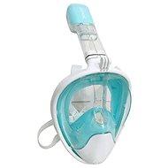 Celoobličejová maska na šnorchlovánímodrá vel. S/M - Potápěčská maska