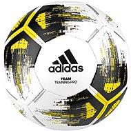 Adidas TEAM TrainingPr, WHITE/SYELLO/BLACK/IR - Fotbalový míč