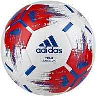 Adidas Team J290, WHITE/RED/BLUE/SILVMT - Fotbalový míč