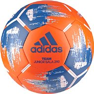 Adidas TEAM JS290, SORANG/BLUE/SILVMT - Futsalový míč