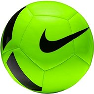 Nike Pitch Team Football, ELECTRIC GREEN/BLACK - Fotbalový míč