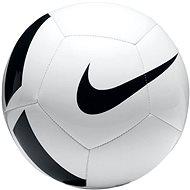 Nike Pitch Team Football, WHITE/BLACK - Fotbalový míč