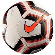 Nike Strike Team, WHITE/BLACK/TOTAL ORANGE/TOTAL ORANGE - Fotbalový míč