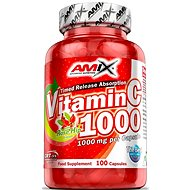 Amix Nutrition Vitamin C 1000mg, 100cps