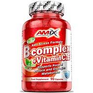 Amix Nutrition B-Complex + vit.C, 90tbl - Vitamín