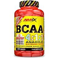 Amix Nutrition BCAA 4:1:1, 150 kapslí - Aminokyseliny
