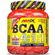 Amix Nutrition BCAA 4:1:1, 300tbl